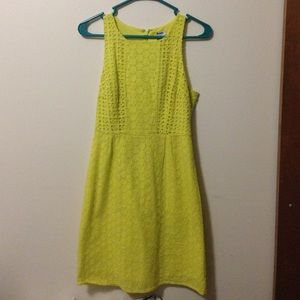 NWOT Beautiful Old Navy Eyelet Dress