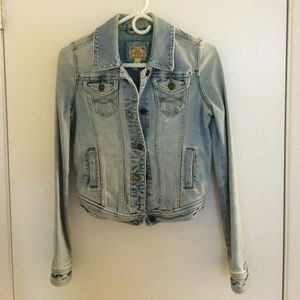 S- Used- Abercrombie&Fitch Classic Jean Jacket