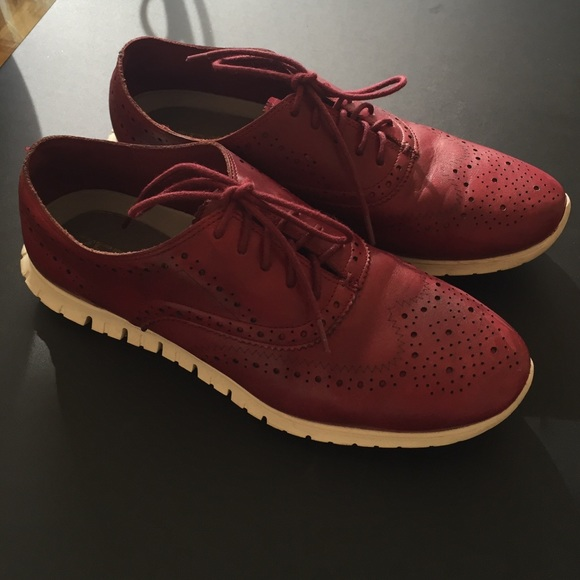 27e523d688 Cole Haan Shoes - ⚡️special price⚡️Cole haan ZEROGRAND in Tango Red