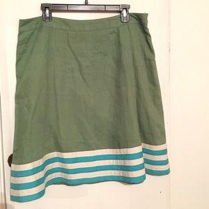 Dresses & Skirts - Boden A-line skirt. Women's US size 12