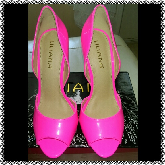 48 liliana shoes reduced the pink panther from