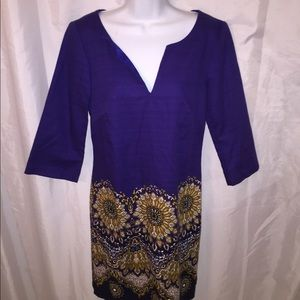 NWT Trina Turk size 6 Tunic Mini Dress