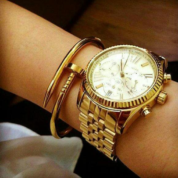 e31fb439bc41 Authentic Michael Kors Lexington MK watch MK5556