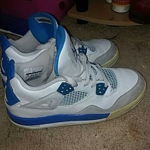competitive price dcdc9 00205 Used military blue 4s