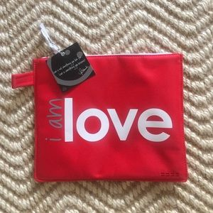 Peace Love World Bags Peace Love World Cosmetic Pouch