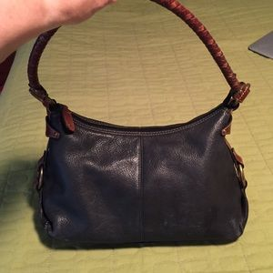 Two toned Fossil purse