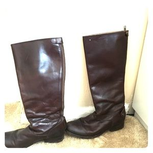 UPGRADED Frye Melissa Button Back riding boots