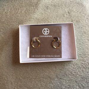 Giani Bernini Small Hoop Earrings