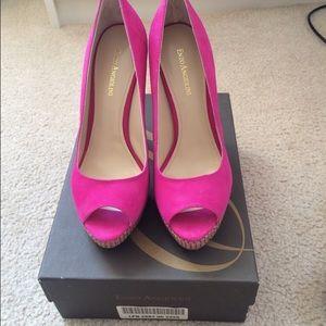 Enzo Angiolini Shoes - Enzo Angiolini pink pumps