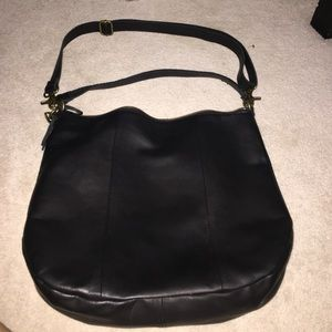 Lucky brand leather bag/crossbody