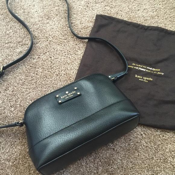 0eb153e3d2 kate spade Handbags - Kate Spade Black Wellesley Hanna Crossbody