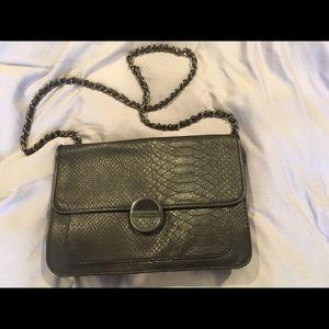 Kirna Zabete Handbags - Brand new Kirna Zabete crocodile embossed purse