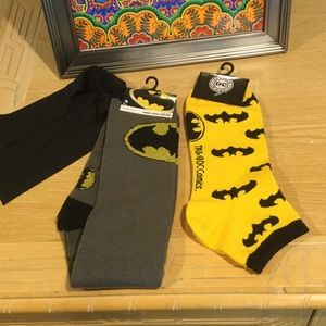 Bioworld Accessories - Batman Socks - Set