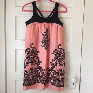 Voom by Joy Han Dresses & Skirts - Voom Pink Baby doll dress