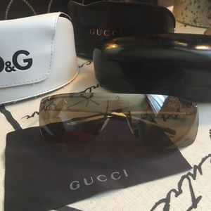 Gucci Sunglasses-Never Worn