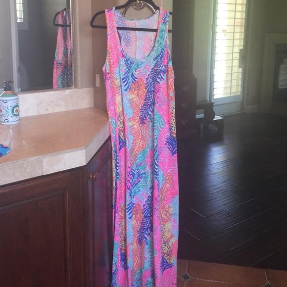 99a06b452a1 Lilly Pulitzer Betty Maxi Dress
