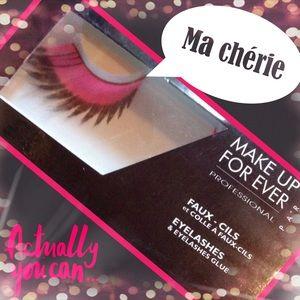 Makeup Forever Other - 🆕Makeup Forever Flare Eyelashes