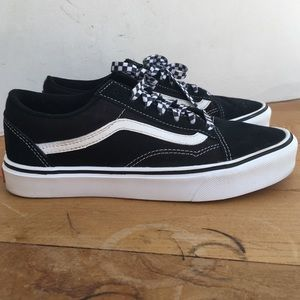 a0a95fdd6e Vans Shoes - Vans old skool lite sneakers size 7.5 women