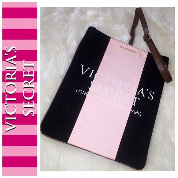 585558809d73c NWOT Victoria's Secret Signature Tote Bag