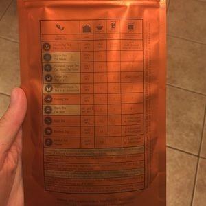 Other - 2 NEW UNOPENED Pumpkin Spice Brûlée Teavana