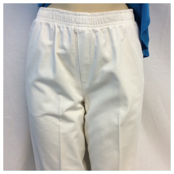 Delicieux CABIN CREEK PANTS With ELASTIC WAISTBAND