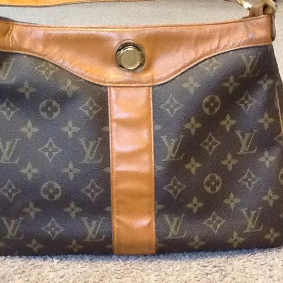 208d3de59424 Louis Vuitton Handbags - VINTAGE Louis Vuitton bag 70 s no date code