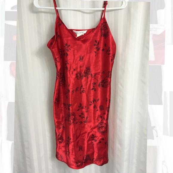 16345f57a336 Secret Treasures Intimates & Sleepwear | Silky Chemise Robe | Poshmark