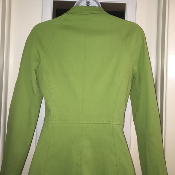 BCBG - BCBG apple green jacket size S from Eli's closet on Poshmark