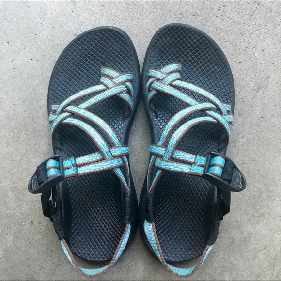 70852b12d2c9 Chaco Shoes - Chaco ZX 2 Yampa Sandals W7