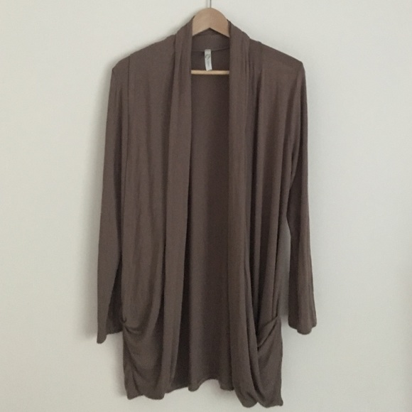 90% off Ginger G Sweaters - NWOT Ginger G Rayon long sleeve open ...