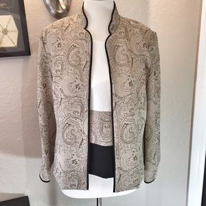Perceptions Jackets & Blazers - Perceptions Petite Tank & Jacket Size 14P 🎀