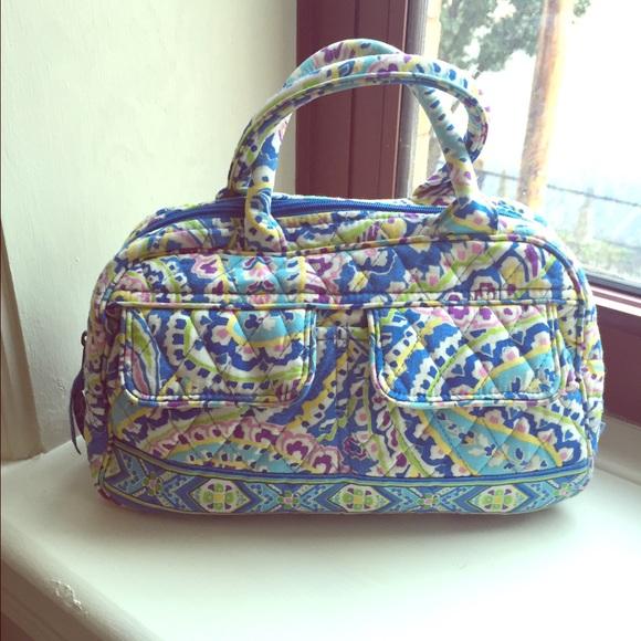 953fd83d6c Vera Bradley Capri Blue Small Purse with Wallet.  M 576741bd13302a8c44043060. Other Bags ...