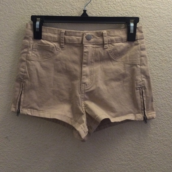 50% off Forever 21 Pants - High rise khaki shorts from Caitlyn's ...