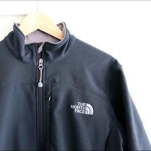 SUPER SALE Black North Face Apex jacket