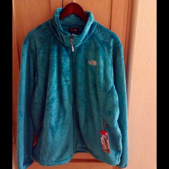 The north face women's osito fleece jacket xxl