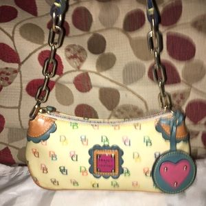 Dooney & Bourke Handbags - ✂️Dooney and Bourke Small Hobo✂️