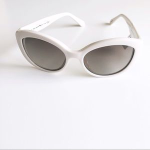 6f3520adbdf8a kate spade Accessories - White  Sherrie  Kate Spade cat eye glasses.
