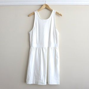 SUPER SALE White Madewell dress with zip back