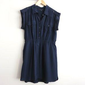 SUPER SALE Navy sleeveless Madewell dress