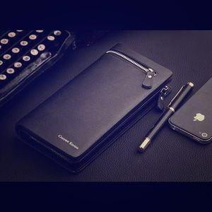 Other - ✨Brand New✨ High capacity leather wallet