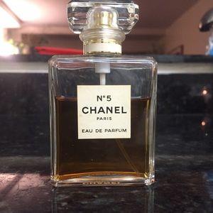 Chanel eau de parfum perfume no. 5
