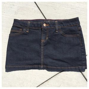 Cello Jeans Dresses & Skirts - Denim mini