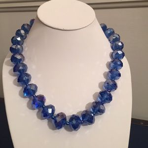 Jewelry - Sparkly Blue Necklace