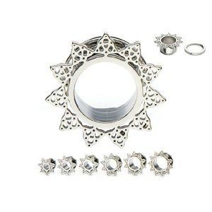 Jewelry - Triptych Ornament Tunnels