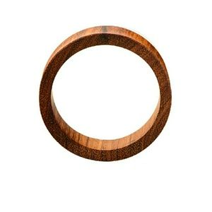 Jewelry - Double Flare Bayong Wood Tunnel