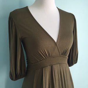 BCBGMaxAzria Dresses & Skirts - BCBGMAXAZRIA Olive Dress