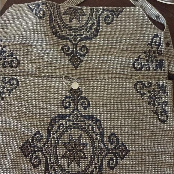 Vintage Bags - 🎀REDUCED🎀1920s Cut Steel beaded Duchess bag💫🌟