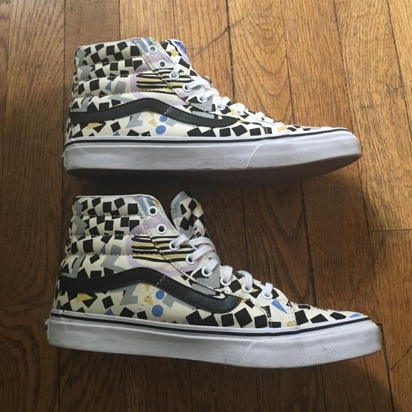 5ad5612e7d Vans Shoes -  Sk8-Hi  Slim Vans hi-top sneaker. worn