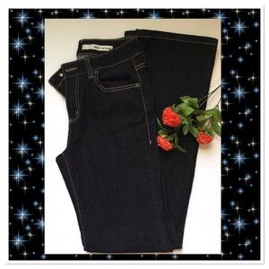 🍃DKNY Black Bootcut Jeans, NWOT