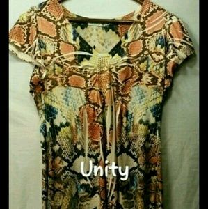 Ladies Unity (M)  world wear